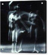 Dance Nude Acrylic Print