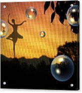 Dance Of A New Day Acrylic Print