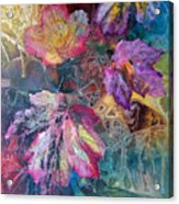 Dance Of Color Acrylic Print