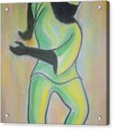 Dance Of Joy Acrylic Print