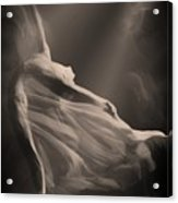 Dance Of The Ghost Acrylic Print