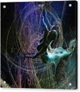 Dance Of The Universe Acrylic Print