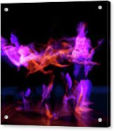 Dance Tree Acrylic Print