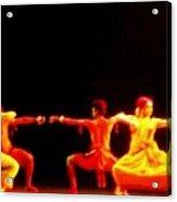 Danceexpressions Acrylic Print