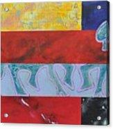 Dancefloor Acrylic Print