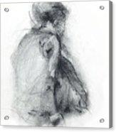 Dancer - Tender Acrylic Print