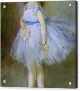 Dancer 1874 Acrylic Print
