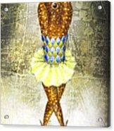 Dancer 2  Acrylic Print