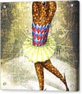Dancer 3 Acrylic Print