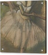 Dancer At The Helm Acrylic Print
