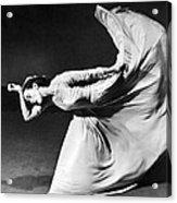 Dancer Martha Graham Acrylic Print