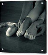 Dancers Sacrifice Acrylic Print