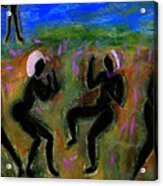 Dancing A Deliverance Prayer Acrylic Print