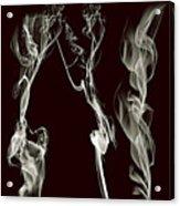 Dancing Apparitions Acrylic Print