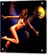 Dancing In Space Acrylic Print