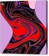 Dancing Queen Roline Acrylic Print