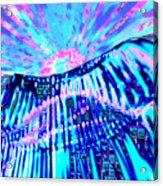 Dancing Sky Acrylic Print