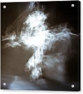 Dancing Star Acrylic Print