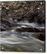 Dancing Waters 5 Acrylic Print