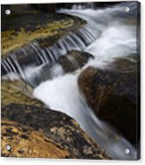 Dancing Waters 6 Acrylic Print