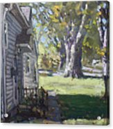 Daniel's House In Bloomington Mn Acrylic Print