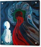 Dante Acrylic Print