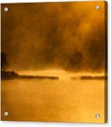 Dantes Lake #2 Acrylic Print
