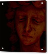 Dark Angel Acrylic Print