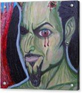 Dark Demon Acrylic Print