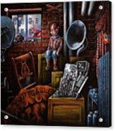 Dark Exile Acrylic Print