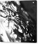 Dark Glass Acrylic Print