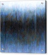 Dark Ice Acrylic Print