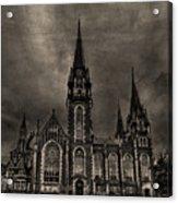 Dark Kingdom Acrylic Print