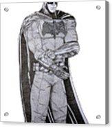 Dark Knight Acrylic Print