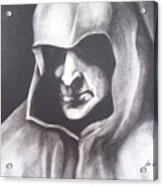 Dark Man Acrylic Print