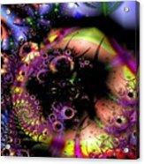 Dark Matter Revealed Acrylic Print