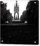 Dark Memorial Acrylic Print