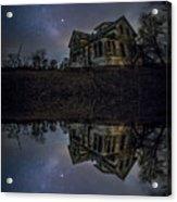 Dark Mirror Acrylic Print