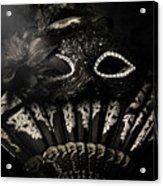 Dark Night Carnival Affair Acrylic Print