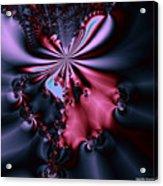Dark Orchid Acrylic Print