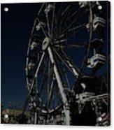 Dark Ride Acrylic Print