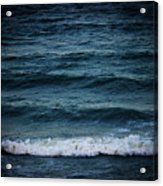 Dark Sea Acrylic Print