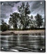 Dark Skies Acrylic Print