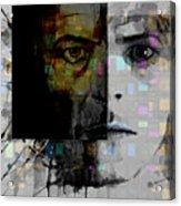 Dark Star Acrylic Print