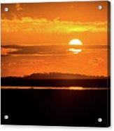 Dark Sunrise  Acrylic Print