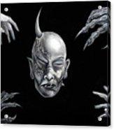 Dark Transformation Acrylic Print
