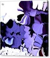 Dark Turbulence Acrylic Print
