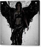 Dark Valkyrja Acrylic Print