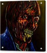 Darkman Acrylic Print