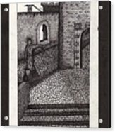 Darkness II Acrylic Print